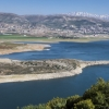Lake Qaraoun and Mount Hermon
